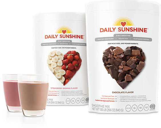 Daily Sunshine products